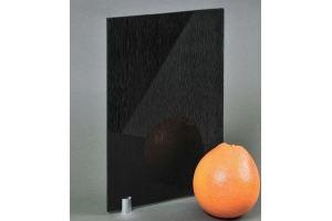 Стекло сатинированное с элементами покраски BWG-HG-071 Черный - Оптовый поставщик комплектующих «Адэм glass»