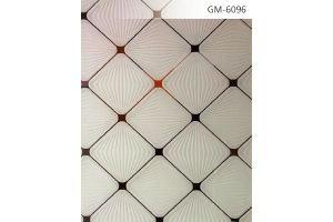 Стекло сатинированное с элементами покраски GM-6096 - Оптовый поставщик комплектующих «Адэм glass»