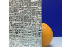 Стекло узорчатое GM-018 - Оптовый поставщик комплектующих «Мек стекло»