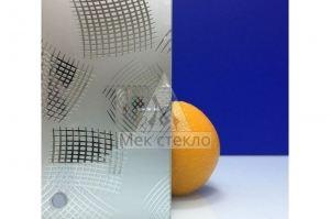 Стекло узорчатое GM-6008 - Оптовый поставщик комплектующих «Мек стекло»
