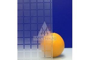 Стекло узорчатое Каре - Оптовый поставщик комплектующих «Мек стекло»