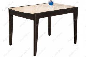Стеклянный раскладной стол Оливер - Импортёр мебели «Woodville»