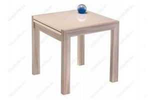 Стеклянный стол Джендри раскладной - Импортёр мебели «Woodville»