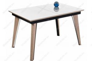 Стеклянный стол Джофри - Импортёр мебели «Woodville»