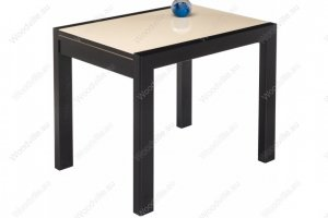 Стеклянный стол Джорах - Импортёр мебели «Woodville»