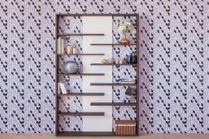 Стеллаж в гостиную - Мебельная фабрика «АСМ-модуль»