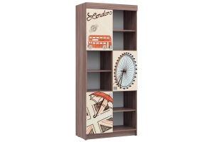 Стеллаж для детской Лондон - Мебельная фабрика «Ваша мебель»