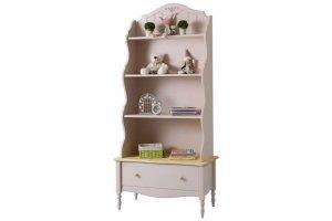 Стеллаж для девочки Айно 4 - Мебельная фабрика «Timberica»