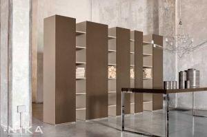 Стеллаж для книг Бенидорм STL18 - Мебельная фабрика «NIKA premium»