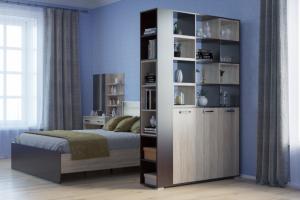 Стеллаж двухсторонний Румба - Мебельная фабрика «Гранд Кволити»