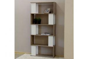 Стеллаж книжный Концепт - Мебельная фабрика «Гайвамебель»