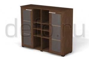Стеллаж комбинированный Кубо - Мебельная фабрика «ДЭФО»