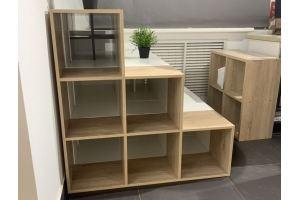 Стеллаж модульный Куб - Мебельная фабрика «Смоленскмебель»