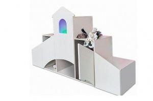 Стеллаж Мост Риальто Венеция - Мебельная фабрика «Мандарин»
