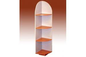 Стеллаж полка угловой Веа 26 - Мебельная фабрика «ВЕА-мебель»
