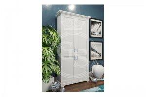 Стеллаж с деревянными дверцами - Мебельная фабрика «Фабрика авторской мебели GS»