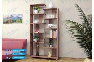 Стеллаж С2 - Мебельная фабрика «Январь»