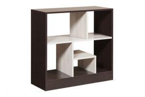 Стеллаж удобный Имидж 2 МК 201 07 - Мебельная фабрика «Мебель-класс»