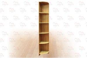 Стеллаж угловой Гранд 2 - Мебельная фабрика «Любимая Мебель»