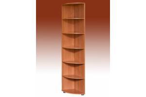 Стеллаж угловой Веа 126 - Мебельная фабрика «ВЕА-мебель»