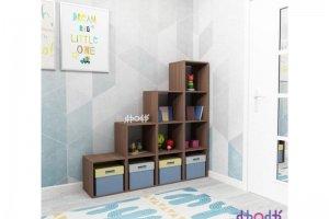 Стеллаж в детскую Ярофф - Мебельная фабрика «ЯРОФФ»