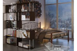 Стеллаж Венге - Мебельная фабрика «BTS»