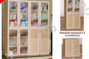 Стеллаж - Мебельная фабрика «Крокус»