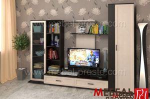 Стенка - Азалия 2 с рамкой МДФ - Мебельная фабрика «МЕБЕЛЬ ПРОСТО»