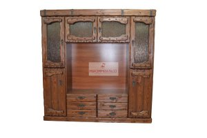Стенка деревянная Государь - Мебельная фабрика «МуромМебель (ИП Баранихина Г.И.)»