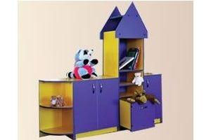 Стенка детская Престиж - Мебельная фабрика «Мартис Ком»