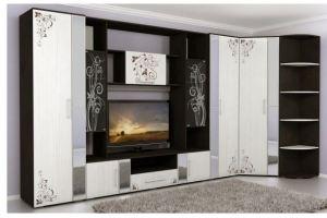 Стенка Диана - Мебельная фабрика «Трио мебель»