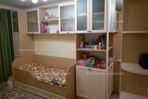 Стенка для детской комнаты - Мебельная фабрика «SamSam-мебель»