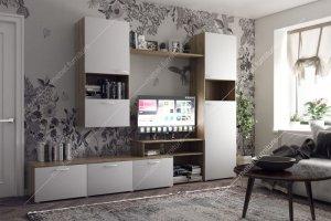 Стенка для гостиной Друзья - Мебельная фабрика «Вента Мебель»