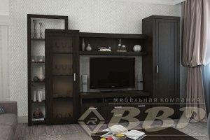 Стенка для гостиной Джелани 3 - Мебельная фабрика «ВВР»