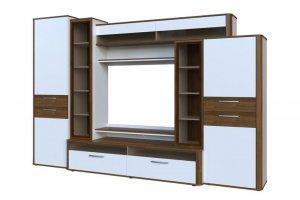 Стенка для гостиной Эвия ЭВС-001 - Мебельная фабрика «Порта»