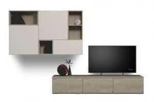 Гостиная современная Intro 102.27 - Мебельная фабрика «Феникс»