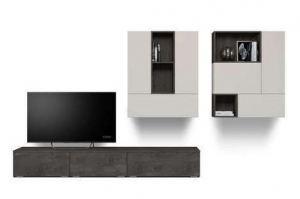Гостиная современная Intro 105.33 - Мебельная фабрика «Феникс»