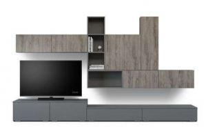 Модульная гостиная  Intro 202.30 - Мебельная фабрика «Феникс»