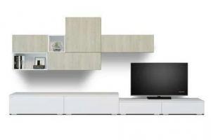 Стенка для гостиной INTRO 301.32 - Мебельная фабрика «ROSS»