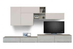 Гостиная светлая Intro 303.32 - Мебельная фабрика «Феникс»