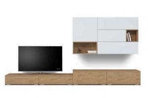 Стенка для гостиной INTRO 304.30 - Мебельная фабрика «ROSS»