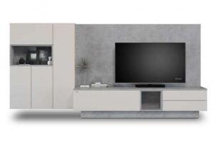 Гостиная светлая Smart 505.27 - Мебельная фабрика «Феникс»