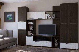 Стенка для гостиной Вилора - Мебельная фабрика «Первомайское»