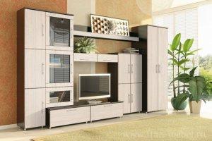 Стенка функциональная Надежда - Мебельная фабрика «Фран»
