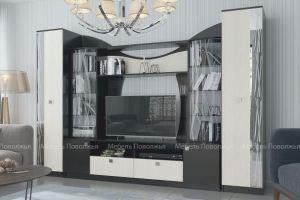 Стенка гостиная Идеал - Мебельная фабрика «Мебель Поволжья»