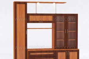 Стенка - Изабелла - Мебельная фабрика «МЕБЕЛЬ ПРОСТО»
