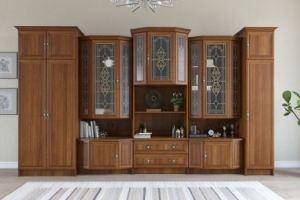 Стенка классическая МДФ Тоскана - Мебельная фабрика «Балтика мебель»