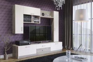 Стенка Луиза (Калипсо) - Мебельная фабрика «Фран»