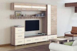 Современная гостиная Мальта - Мебельная фабрика «Д.А.Р. Мебель»