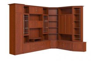 стенка Марина 14 (угловая) - Мебельная фабрика «Континент»